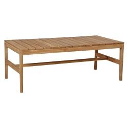 "Кофейный стол ""Popular"" из тика"