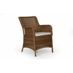 """Кресло """"Lilly"""", цвет темно-натуральный"""