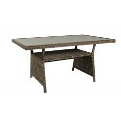 """Плетеный стол """"Soho rustic"""", 143×86 см"""