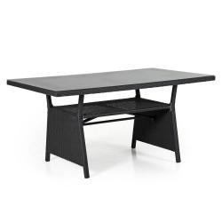 """Стол """"Soho black"""", 143х86 см"""