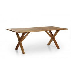 "Стол ""Arizona"", 200x90 см, цвет коричневый"