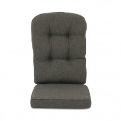 """Evita/Alexia"", подушка на кресло, цвет серый"