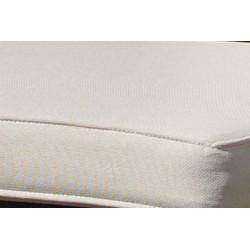 """Evita/Modesto"", подушка на табурет, цвет белый"