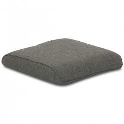 """Evita/Modesto"", подушка на табурет, цвет серый"