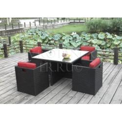 """Плетеная мебель """"Barbados cafe"""""""