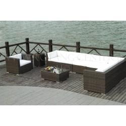 """Плетеная мебель """"Barbados Lounge (Мокко)"""""""