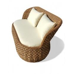"Плетеный диван ""Antibes"""