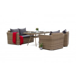 """Плетеная мебель """"Аффогато"""""""