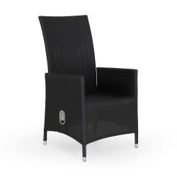"""Кресло """"Ninja"""" регулируемое, цвет черный"""