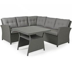 """Плетеная мебель """"Soho grey"""""""