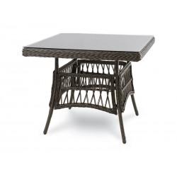 "Плетеный стол ""Cannes"", 90x90 см"
