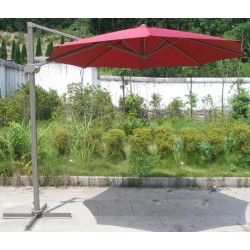 """Зонт """"GardenWay А002-3000"""", цвет бордовый"""