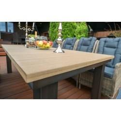 "Обеденный стол ""Парклэнд"", 240х100 см, цвет коричн."