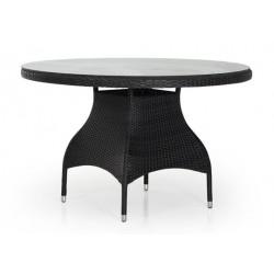 """Стол """"Ninja"""" обеденный, Ø120 см, цвет черный"""