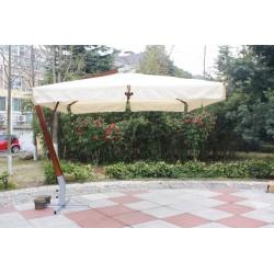 """Зонт """"GardenWay SLHU007"""", цвет кремовый"""