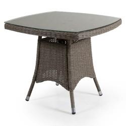 """Стол """"Ashfield beige"""", 80×80 см"""