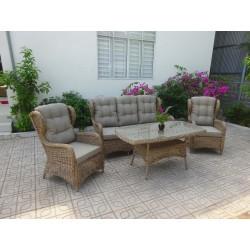 """Плетеная мебель """"Rosita natur"""""""