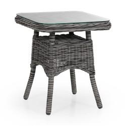 """Кофейный стол """"Rosita grey"""", 50×50 см"""
