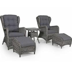 """Плетеная мебель """"Rosita grey"""""""
