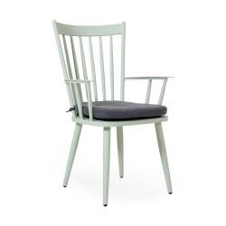 """Кресло """"Alvena"""", светло-зеленое"""