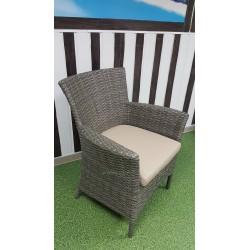 Плетеное кресло «Nina» natur