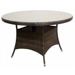 Плетеный стол «Nina» D120 см