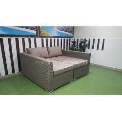 Лежак-кровать «Louisiana» mocco