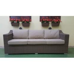Плетеный диван «Glendon», 220 см