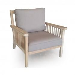 """Кресло из тика """"Cecillia"""""""