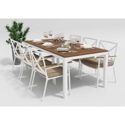 Садовая мебель «Bella & Calma» 200 beige