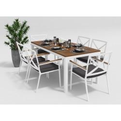 Садовая мебель «Bella & Calma» 180 anthracite
