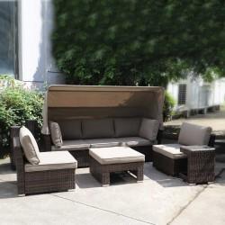 """Плетеная мебель """"AFM-320B Brown"""""""