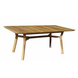 """Обеденный стол """"Modena"""" из акации, 179,5х100,5 см"""